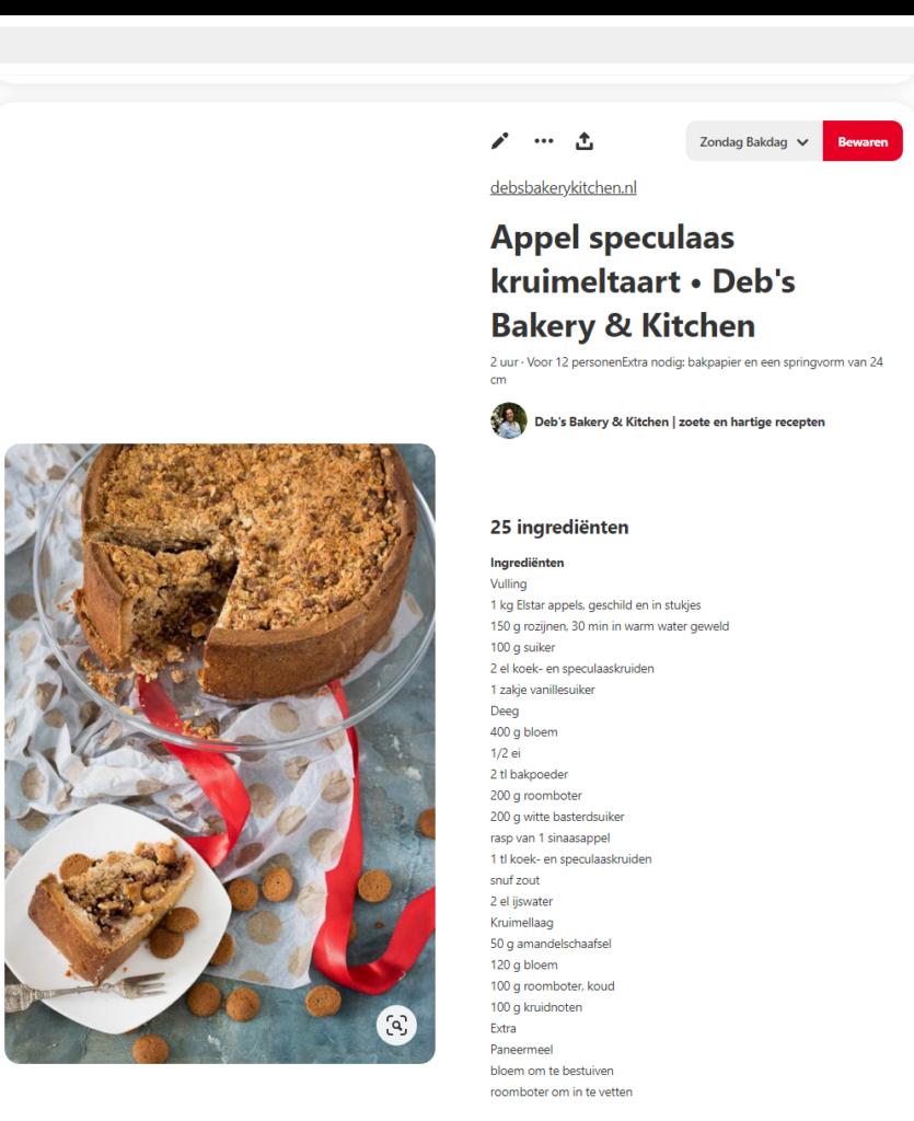 3 x waarom pinterest onmisbaar is voor foodbloggers