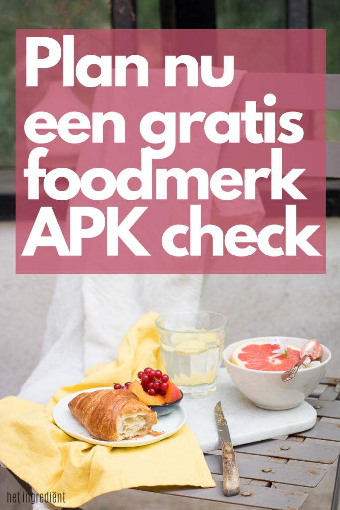 foodmerk apk check
