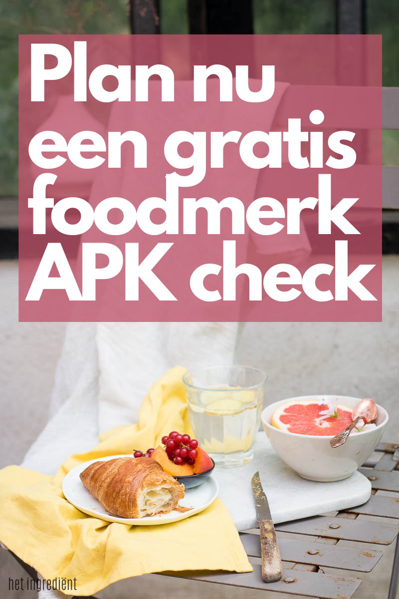 foodmerk apk check