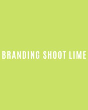 branding fotoshoot lime
